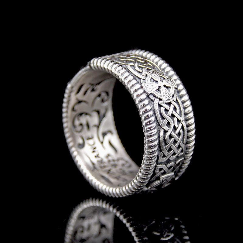 Celtic Lucky Ring
