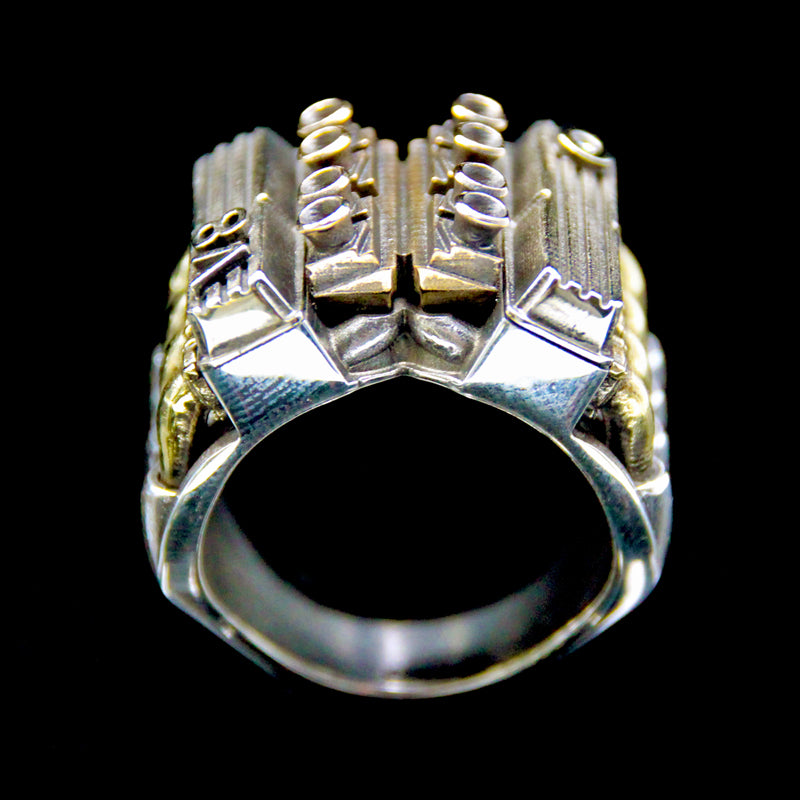 V8 Racing XL Ring