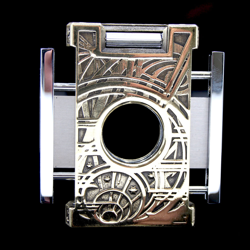 Art Deco Cigar Cutter