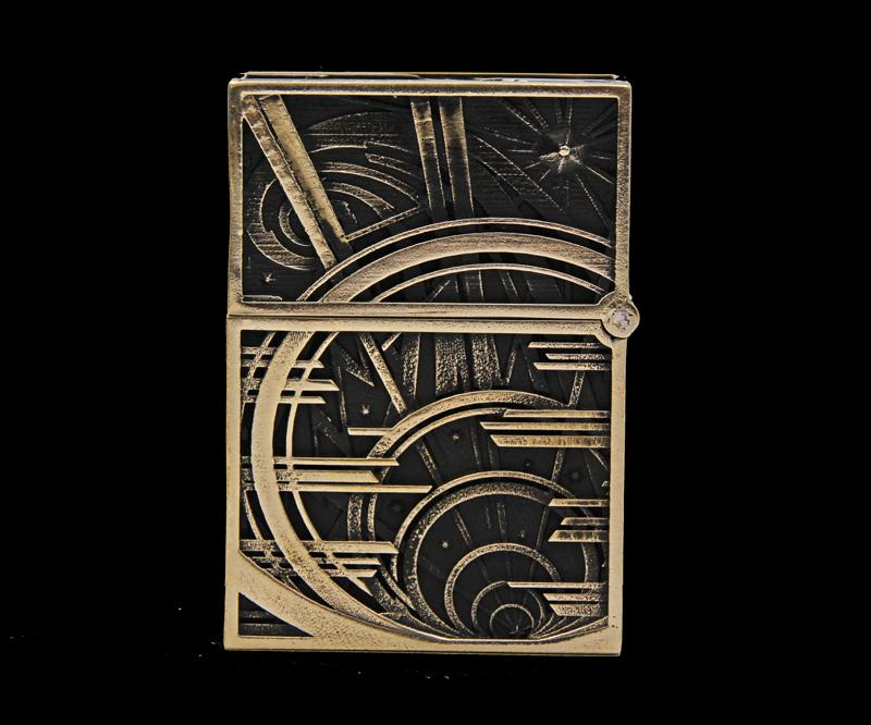Art Deco Lighter