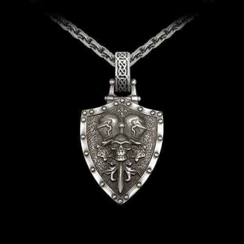 Knights of Death Pendant