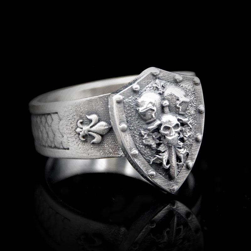 Knights of Death Signet Ring