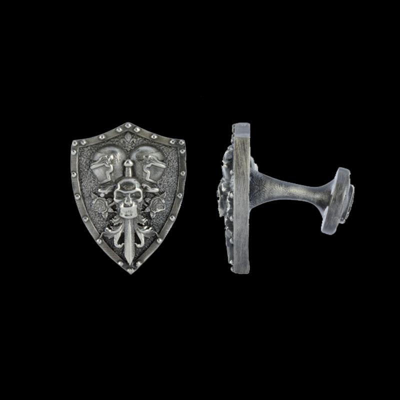 Knights of Death Cufflinks