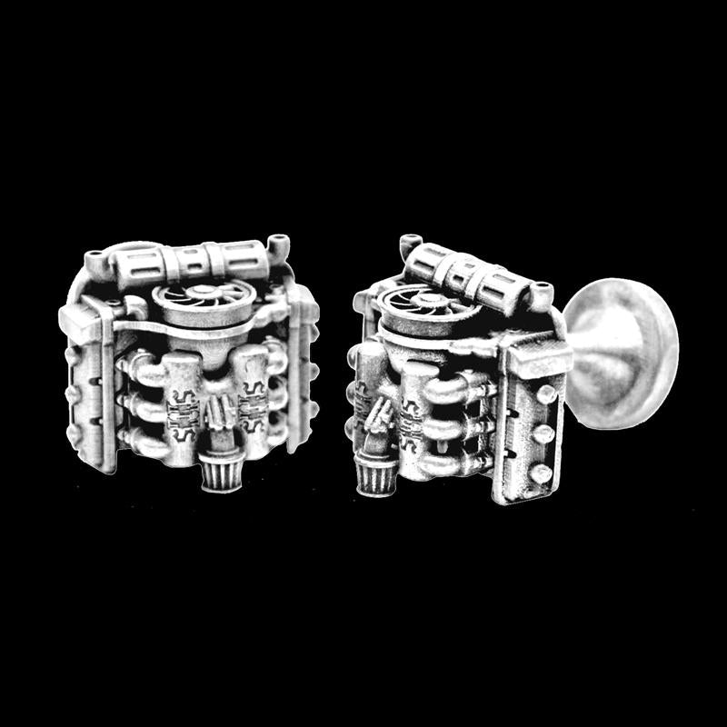 Flat Six Racing Cufflinks