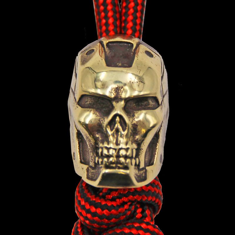 The Iron Skull Bead