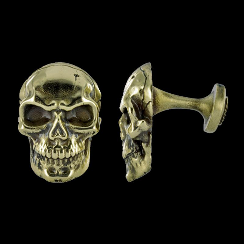 House of Skull Cufflinks