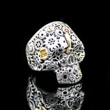 The Gear Skull Ring 2