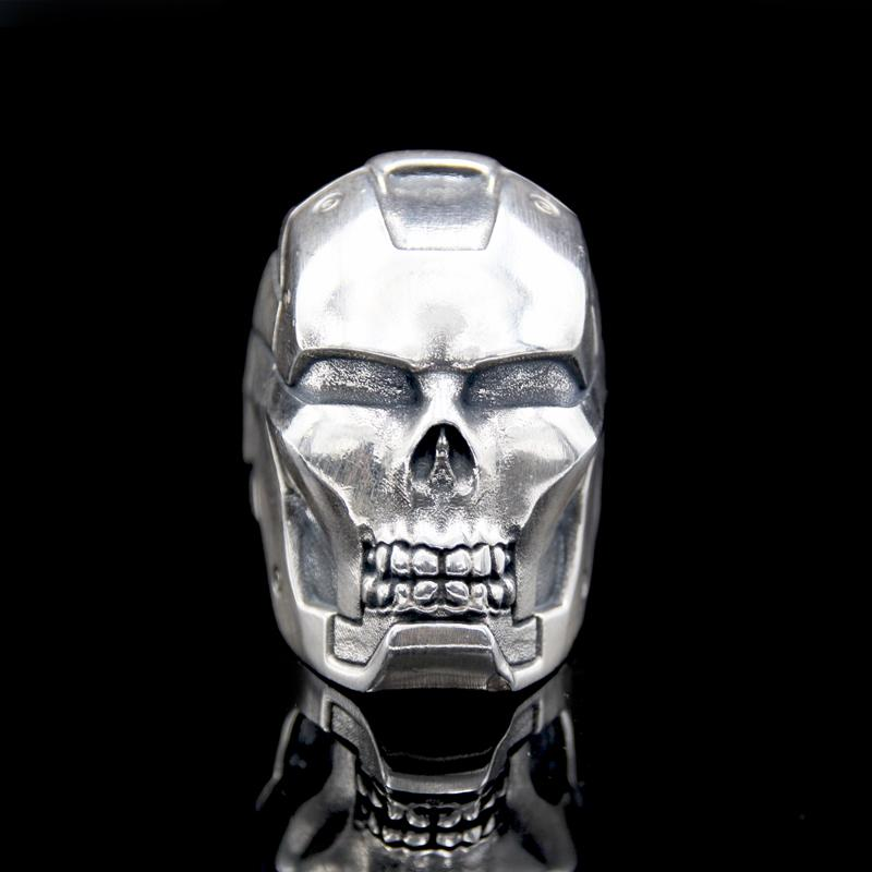 The Iron Skull Ring