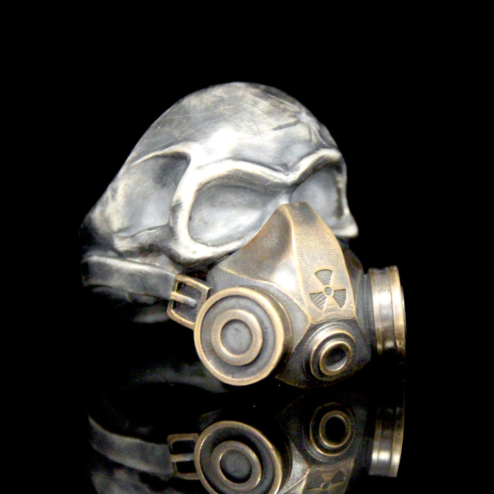 The Survivor Skull Ring