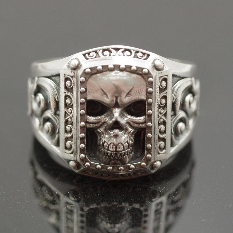 """the Duke"" Signet Ring"