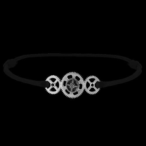 Three Rounds Link Bracelet