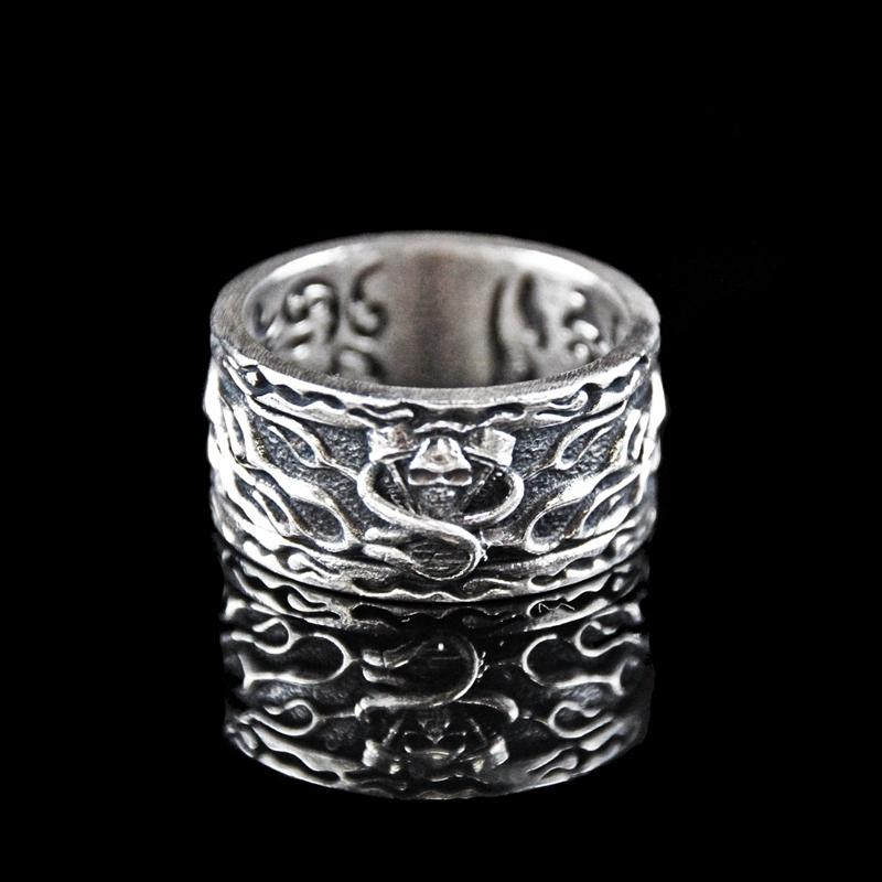 V-Twin Lucky Ring