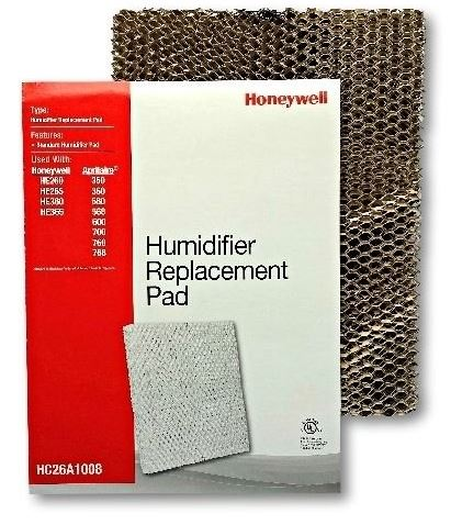 Honeywell Standard Humidifier Replacement Pad #HC26A1008