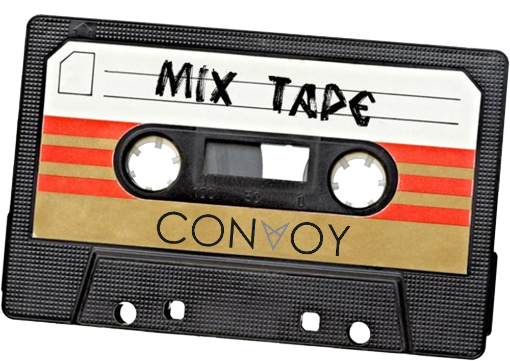 The convoy cheesy oldies mix tape