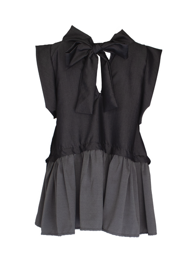 Bow Frill Top