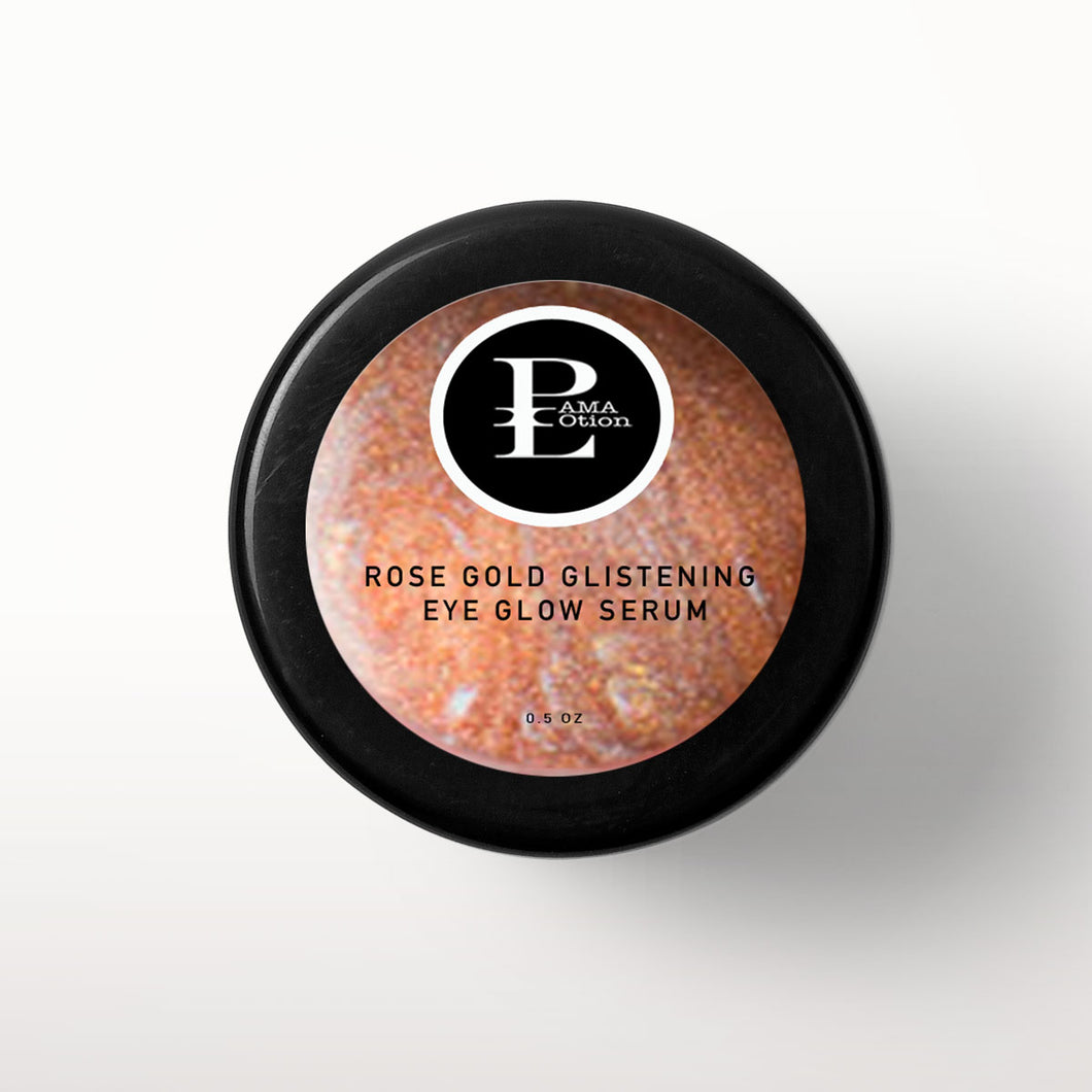 ROSE GOLD - GLISTENING HIGHLIGHTS EYE SERUM GLOW