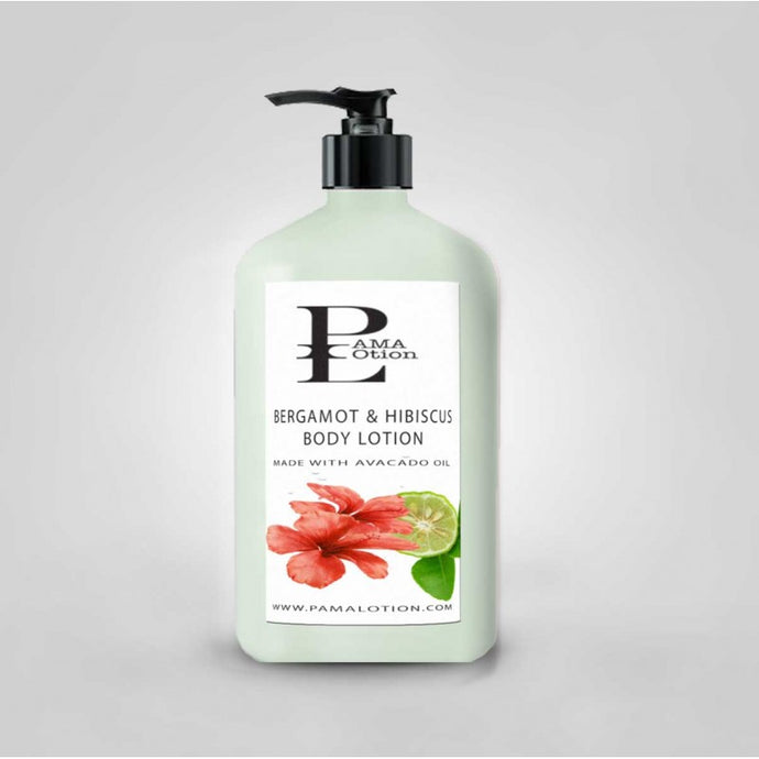 BERGAMOT HIBISCUS - BODY LOTION