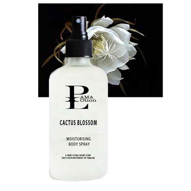 CACTUS BLOSSOM MOISTURIZING BODY SPRAY