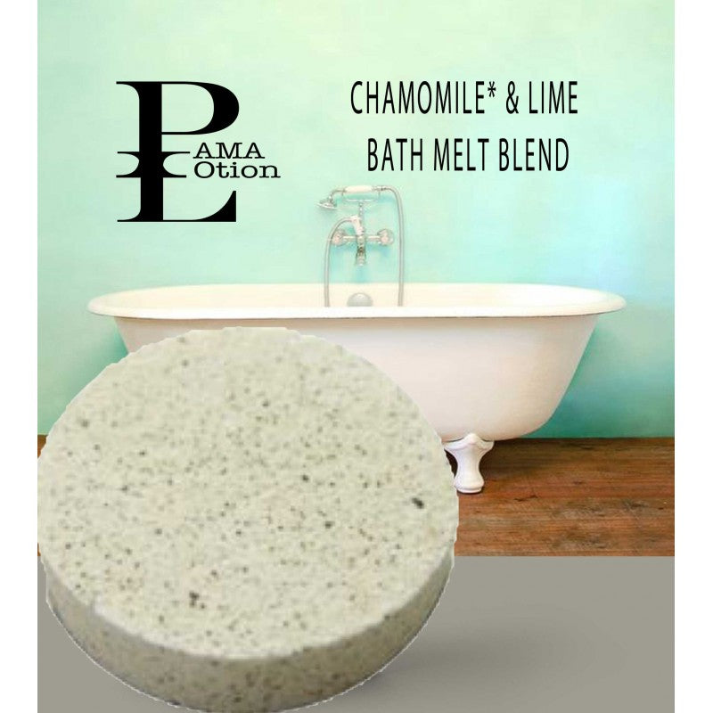 CHAMOMILE & LIME - BATH MELT