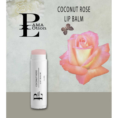 COCONUT ROSE- LIP BALM