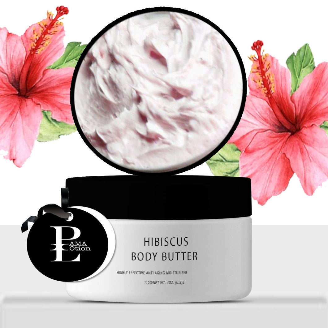 HIBISCUS BODY BUTTER