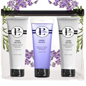 LAVENDER BODY CARE COLLECTION