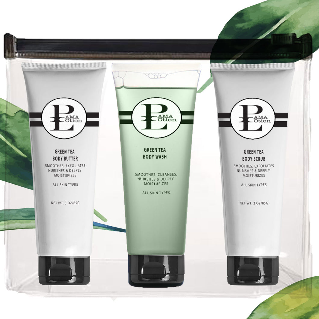 GREEN TEA BODY CARE COLLECTION