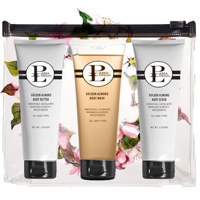 GOLDEN ALMOND BODY CARE COLLECTION