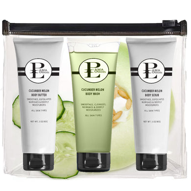 CUCUMBER MELON BODY CARE COLLECTION