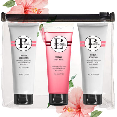 HIBISCUS BODY CARE COLLECTION