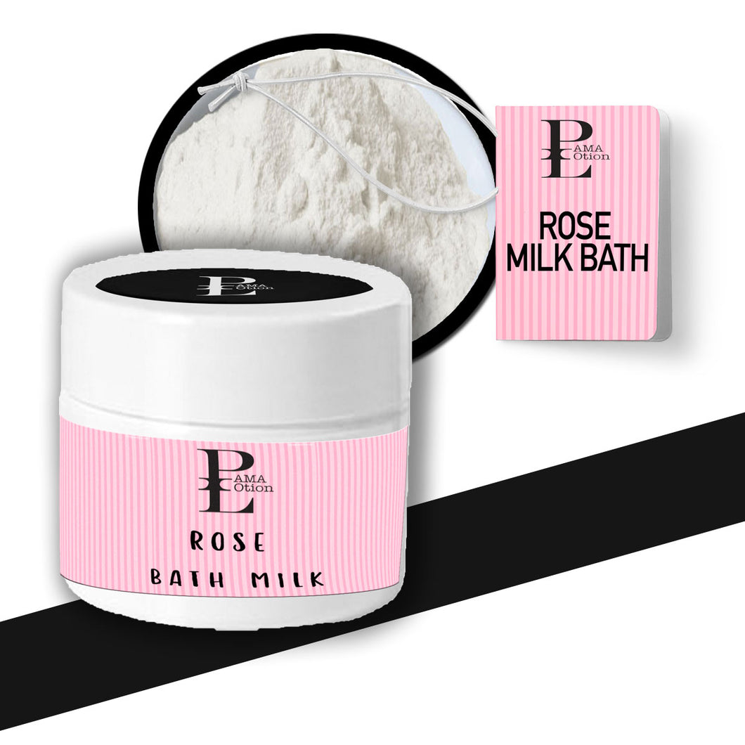 ROSE BATH MILK