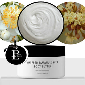 WHIPPED TAMANU & SHEA BODY BUTTER