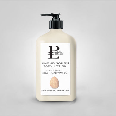 ALMOND SOUFFLE - BODY LOTION