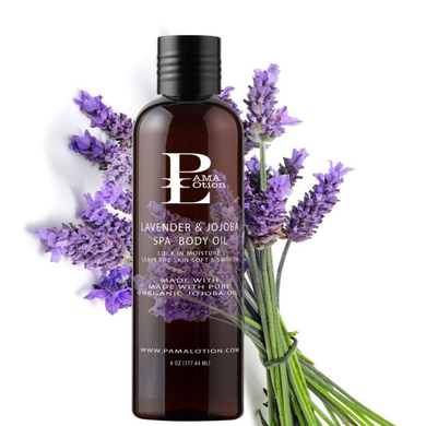 LAVENDER & JOJOBA - SPA BODY OIL
