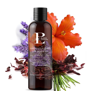 HIBISCUS FLOWER - SPA BODY OIL