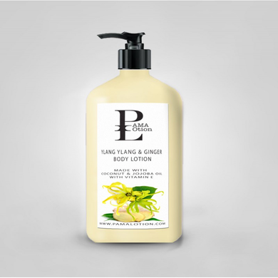 YLANG YLANG - GINGER LOTION