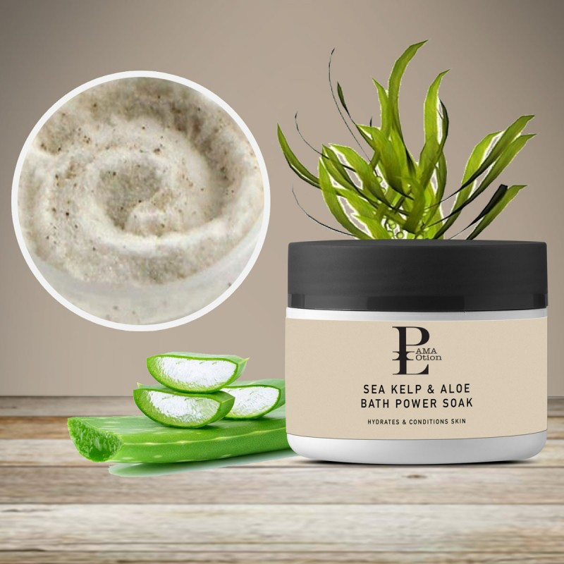 SEA KELP & ALOE BATH POWER SOAK