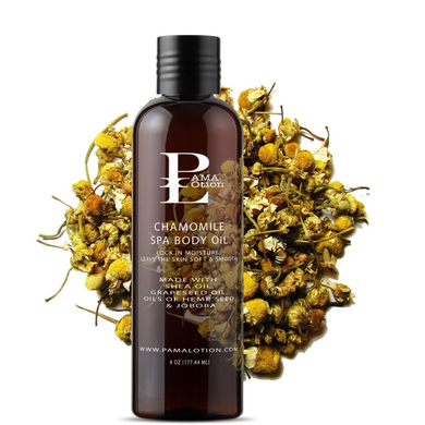 CHAMOMILE SPA - BODY OIL