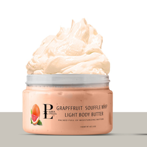 GRAPEFRUIT SOUFFLÉ WHIP LIGHT BODY BUTTER