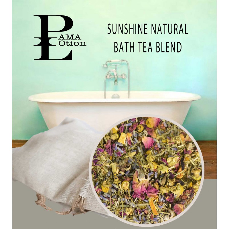 SUNSHINE BATH TEA BLEND