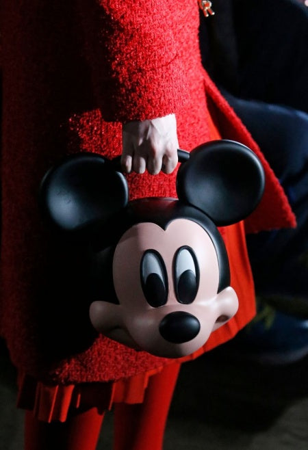 The Mickey Trend