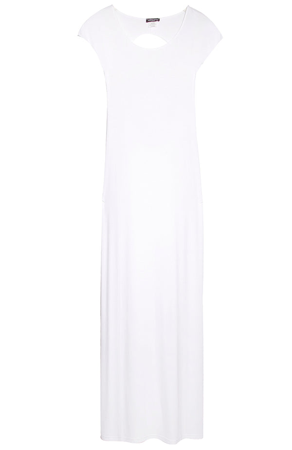 TATJANA ANIKA DRESS WHITE