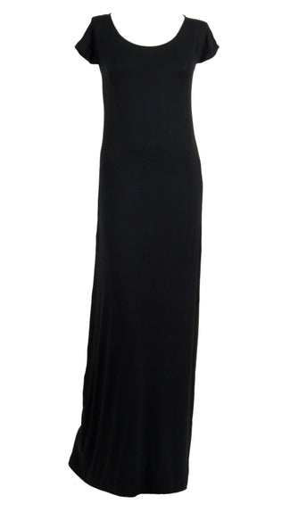 TATJANA ANIKA DRESS BLACK