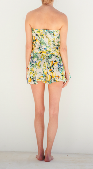 CRISS SHORT JUMPSUIT