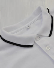 Uni-Polo Shirt-Short Sleeve-G00109066 - G-Tree