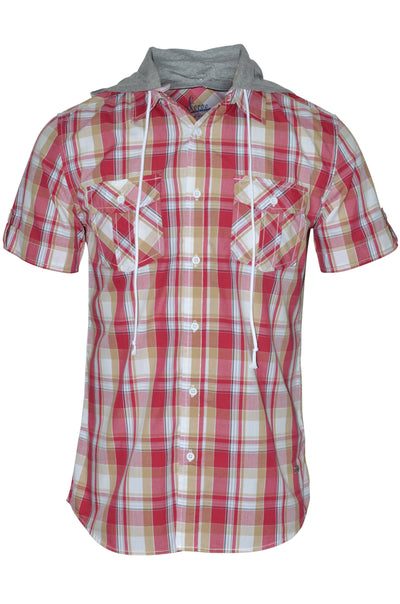 M-Shirt-Short Sleeve-G10508052 - G-Tree Clothing