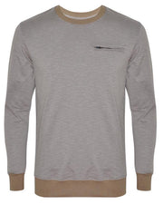 M-Sweatshirt-Long Sleeve-G11421004 - G-Tree Clothing