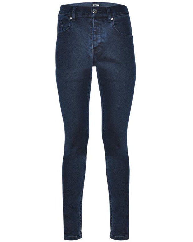 M-Long Pant-Slim Fit-G11603237 - G-Tree Clothing