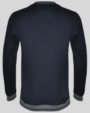 M-Sweatshirt-Long Sleeve-G11821006 - G-Tree Clothing