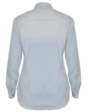 F-Shirt-Long Sleeve-G21008105 - G-Tree Clothing